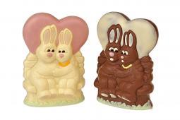 Čokoládové figurky do katalogu